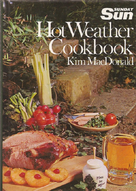 Cover - Hot Weather Cookbook 001
