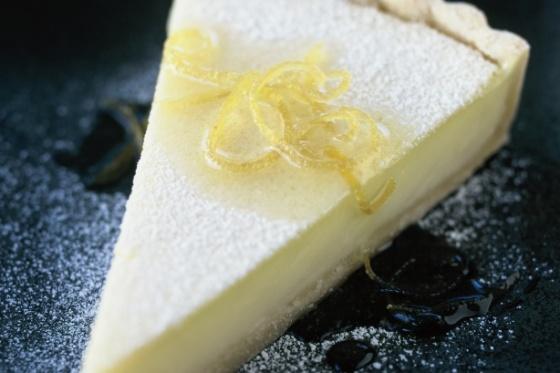 Lemon and Lime Tart With Limoncello