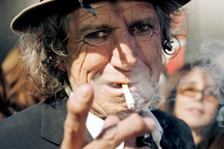 Keith Richards 2012