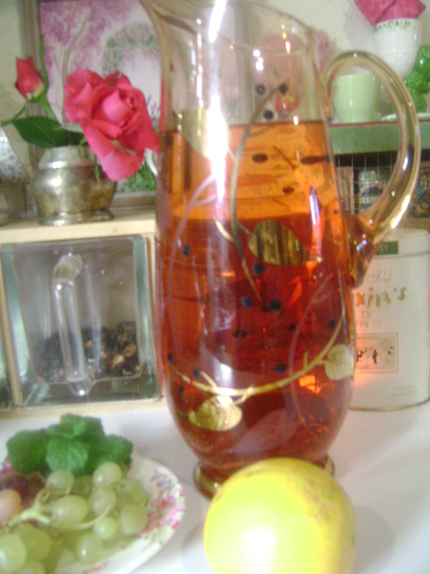 Rosy Rose Punch 2