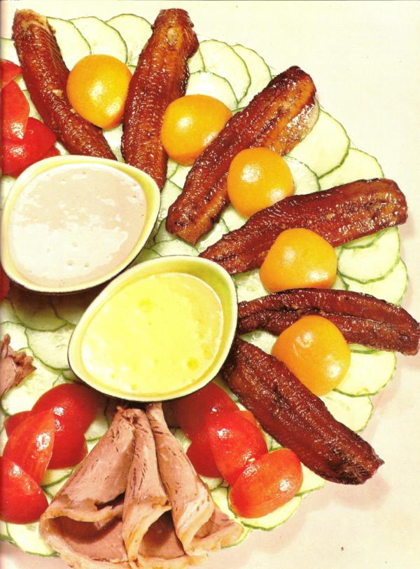 Salad Platter à la Mary Meredith