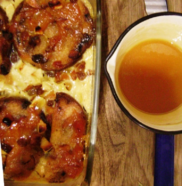 Best Ever Bread and Butter Pudding