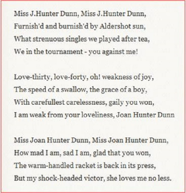 Poet John Betjeman's unrequited love and muse, Joan Hunter Dunn, dies aged 92