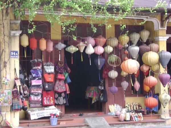 Silk Lantern Shop - Hoi An