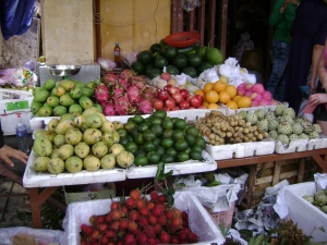 Tropical Fruit @ Hoi An Market